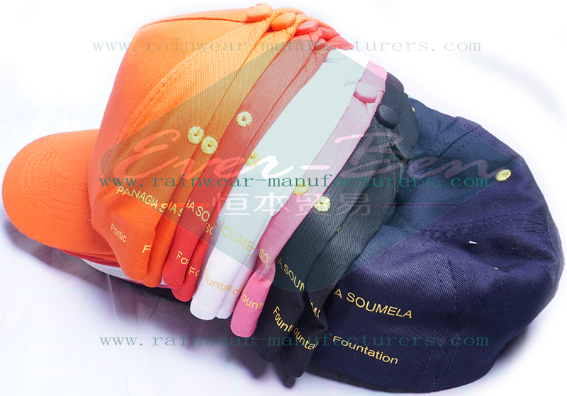 Bulk personalized hats supplier