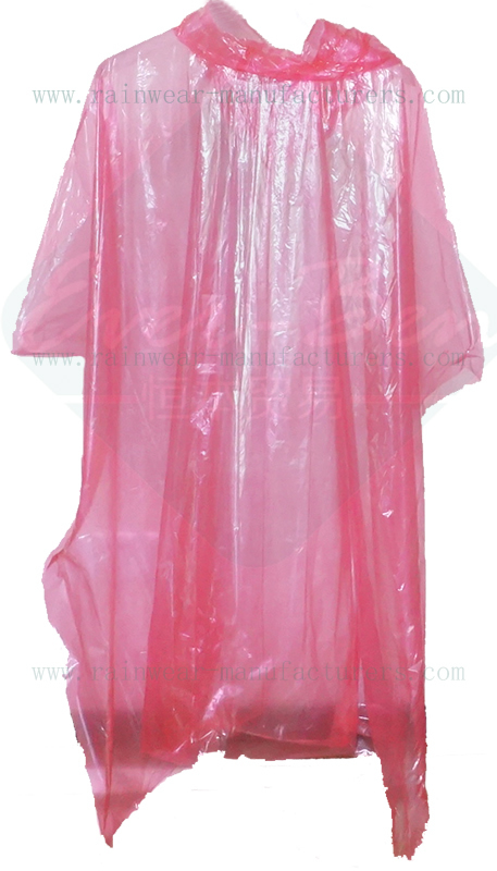 Disposable cheap rain ponchos