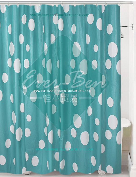 025 Beautiful shower curtains supplier