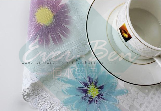 EVA table mats for coffee