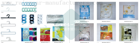 108-109 China shower curtain hooks supplier