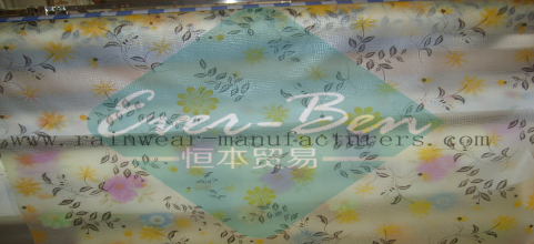 China pvc tablecloth factory