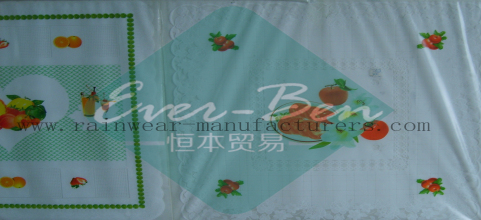 PVC outdoor table covers supplier