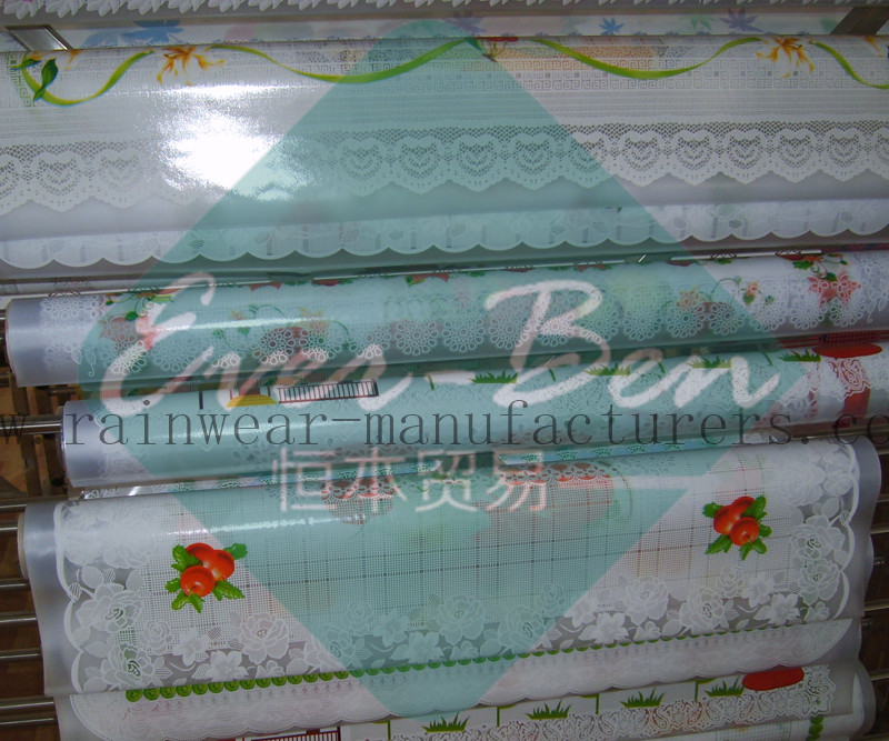 PR020 Plastic Table Cover Rolls