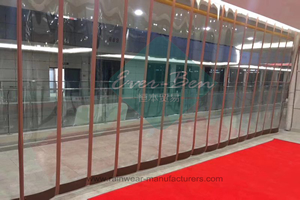 Magnetic curtains for ac room-Magnetic clear plastic garage doors