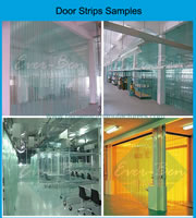 commercial garage door curtains-warehouse curtains