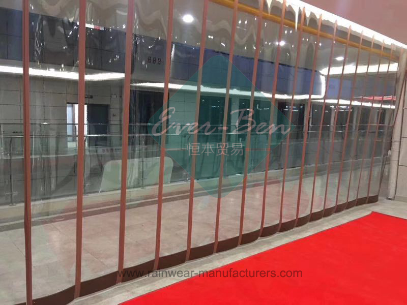 Bon Magnetic Curtains For AC Room Magnetic Clear Plastic Garage Doors