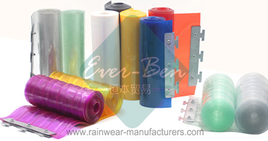 freezer door plastic-Bulk pvc curtain material wholesale