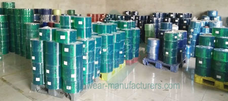 industrial strip curtain doors-China plastic curtain panels Supplier