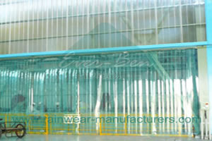 plastic curtains for ac-China plastic strip door blinds Suppliers