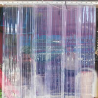plastic strip curtain-freezer room curtains manufactory