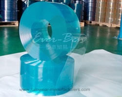 pvc roll-flexible pvc strip curtains factory