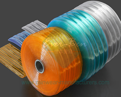 rubber curtain strips-China Plastic strip curtain supplier