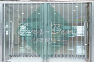 strip door curtain-China plastic door screen curtain Factory