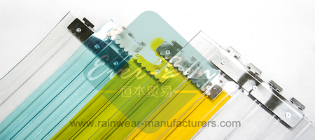 vinyl cooler and freezer strip doors Wholesale-China clear plastic curtain material Suppliers