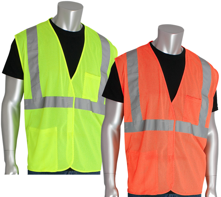 China Mesh Safety Vest Wholesale Producer