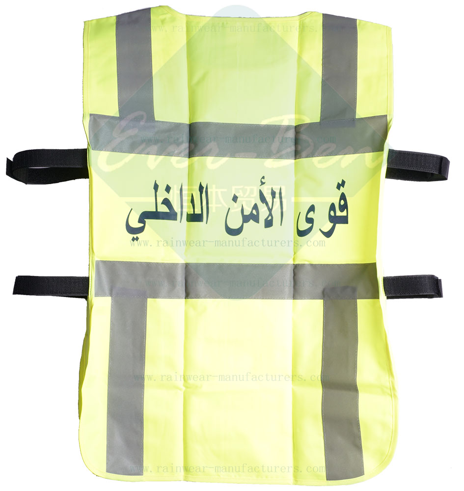 Bulk high visibility clothing