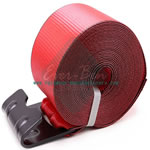 100mm 4inch high quality truck winch strap-replacement straps for ratchet straps