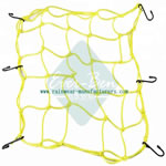 40cmx40cm Bungee Cargo Nets with 6pcs hooks