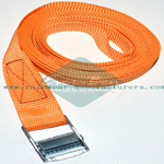 Orange Cam Buckle Strap supplier