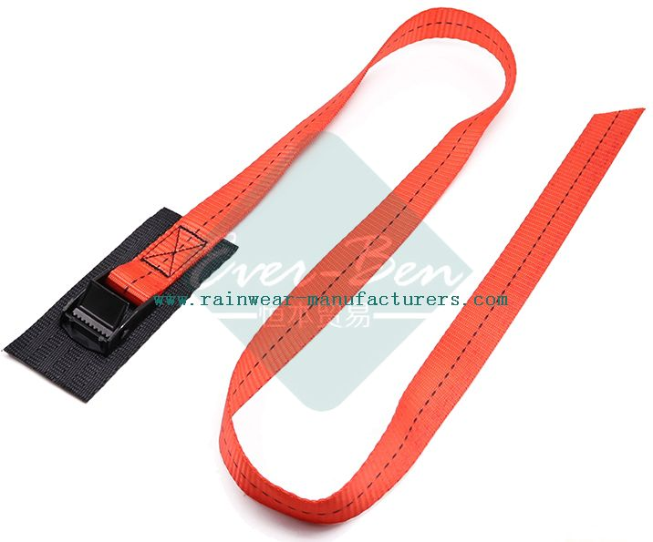 1 light duty endless canoe cam straps-easy tie down straps