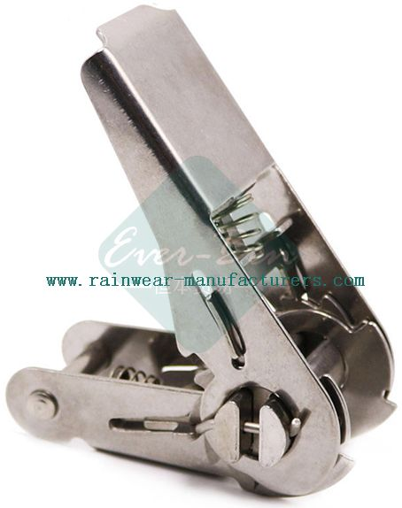 800kg 316 stainless steel ratchet buckle