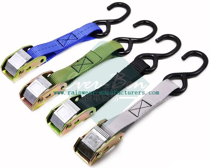 Bulk roof rack straps supplier-locking cargo straps manufacturer