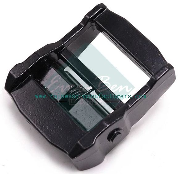 046 China Black cam buckle wholesale company-locking cam buckle supplier