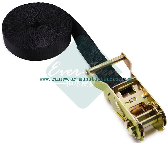 China automatic tie down straps supplier