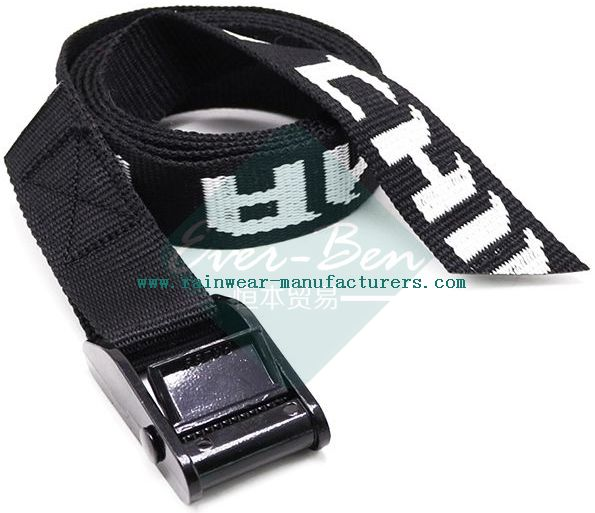 Embroidery cam buckle straps supplier