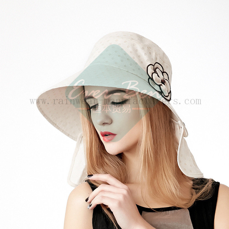 Fashion sun protection hats for girls2