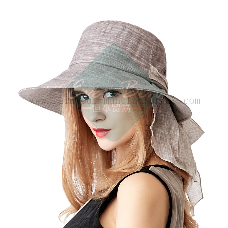 Fashion sun protection hats for girls6