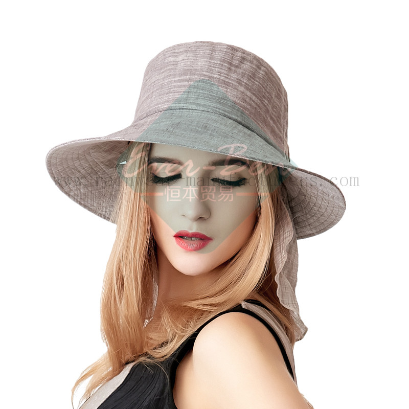 Fashion sun protection hats for girls7