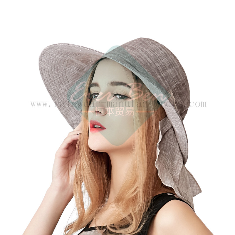 Fashion sun protection hats for girls8