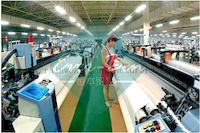high quality microfiber cloth factory workshop