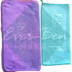 Bulk cooling towel with logo