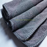 Bulk washing microfiber cloth wholesale black microfiber towel