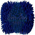 blue microfiber cleaner mop