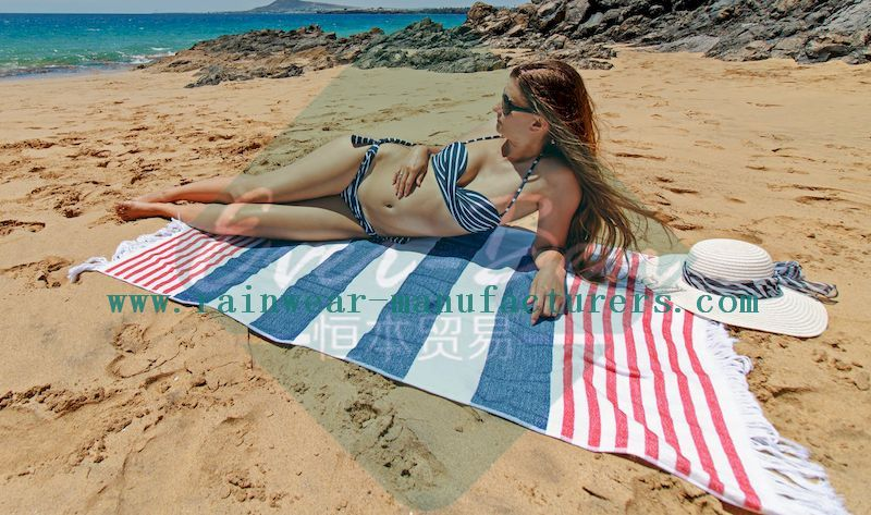 China quick dry beach towel supplier
