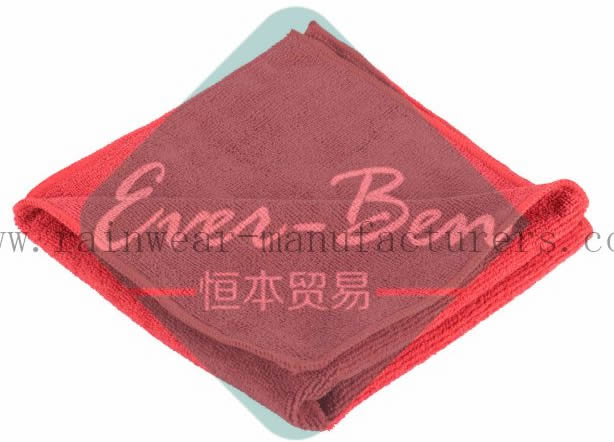 Bulk microfiber face cloth supplier kids towels