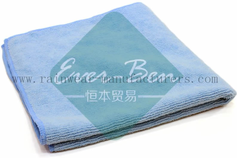 fast drying towels bulk wholesale blue towels supplier