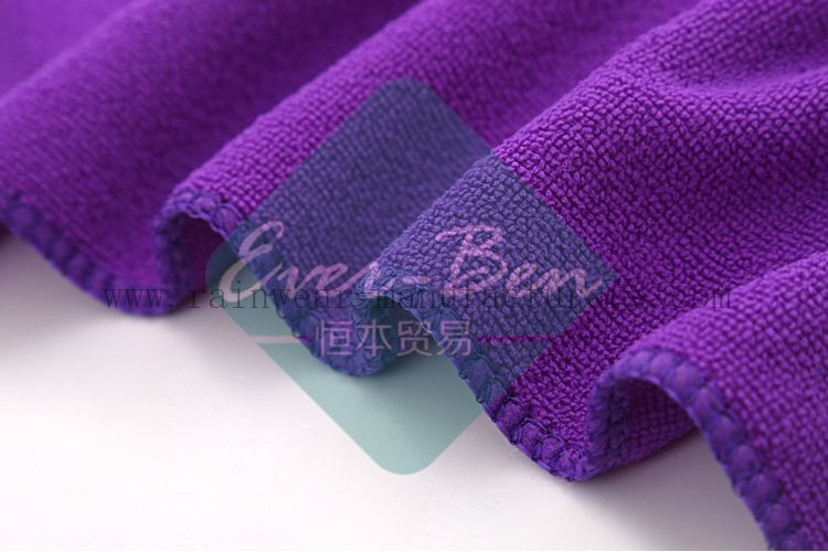 wholesale bulk microfiber cloth for car  microfiber towels supplier