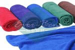 fast drying microfiber towels for cars in bulk wholesale