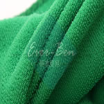 microfiber cleaning cloth manufactory green towels