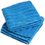 microfiber cloth for cleaning floor-bulk microfiber rags