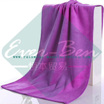 microfiber purple towels manufacturers