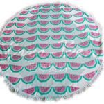 round big beach towels