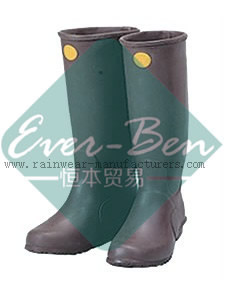 Rubber 015 - insulated rubber boots