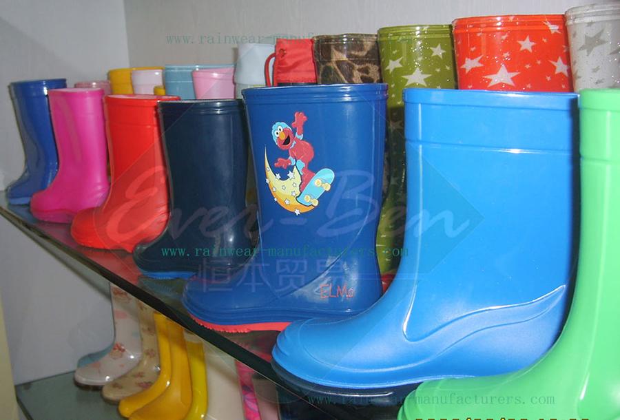 a2ec6bc46a4 PVC Rain Boots 010-bulk girls rain boots Factory|China children ...