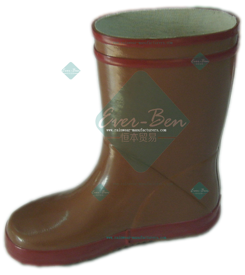 Rubber 018 - rubber water boots